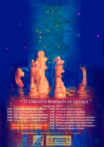 XIX Torneo de ajedrez de verano de Briviesca