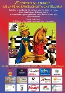 Torneo Online Peña Barcelonista Castellana @ lichess.org